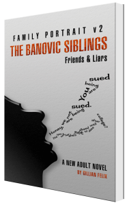 The Banovic Siblings book cover