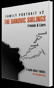 The Banovic Siblings book cover