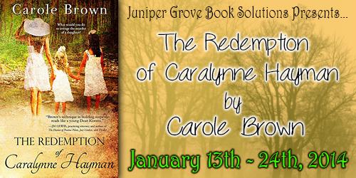 Redemption of Caralynne Hayman Banner