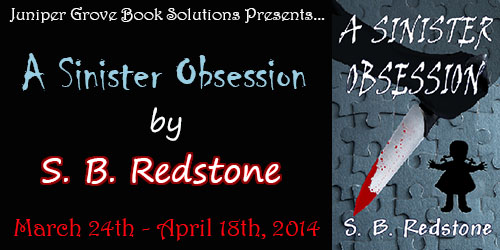 A Sinister Obsession Banner