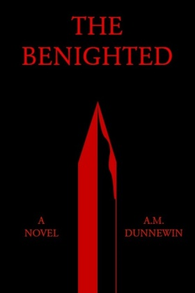 benighted paperback cover
