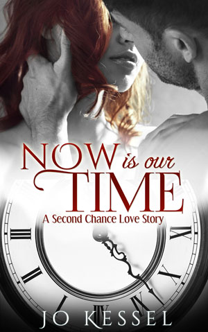 Book cover for Now is our time
