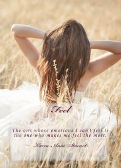 Feel by Karen Anne Stewart