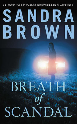 Sandra Brown book cover