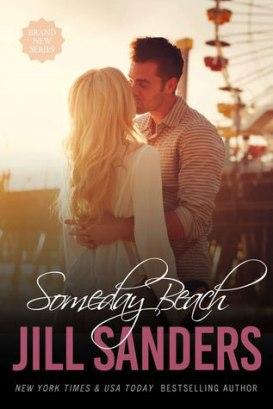 Someday Beach book cover