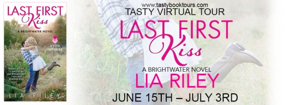 Last first kiss book cover