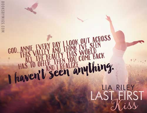Last first kiss teaser