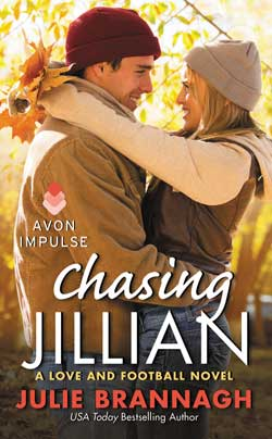 Chasing Jillian book cover