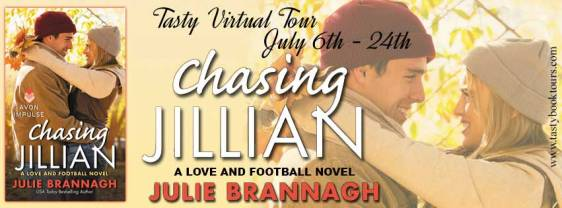 Chasing Jillian banner