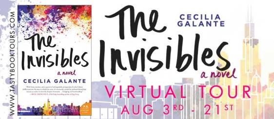 The Invisibles book banner
