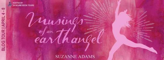 Suzanne Adams book tour