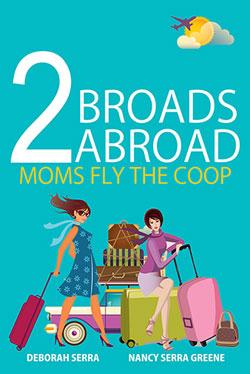 2 Broads book cover