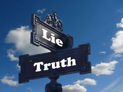 Truth Lie icon