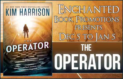 The Operator book tour