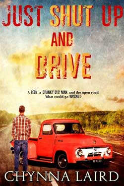 Shut up and drive book cover