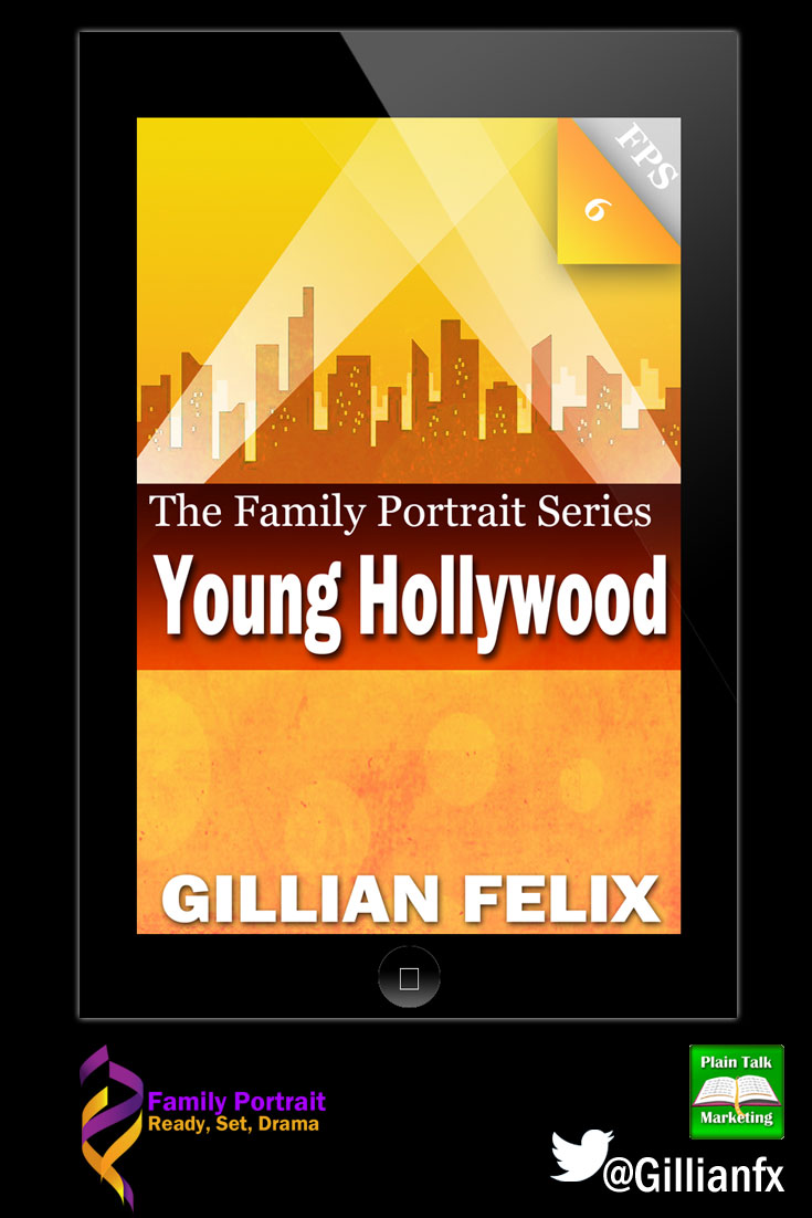 Young Hollywood By Gillian Felix