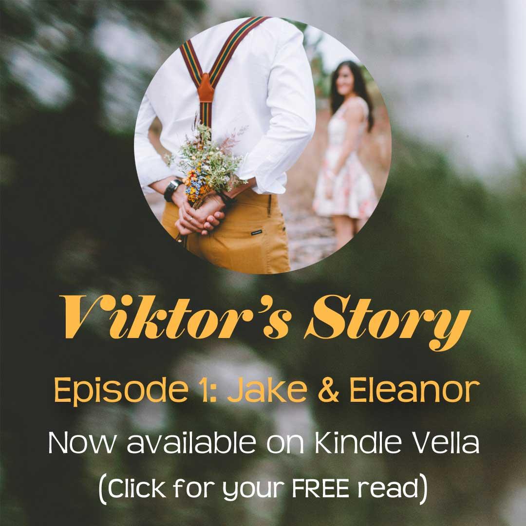 Kindle Vella Viktor's story